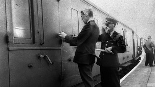 Timeline: The Great Train Robbery in pictures