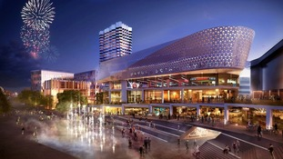 New shopping centre