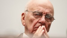 Rupert Murdoch, CEO of News Corp