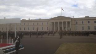 Sovereign parade
