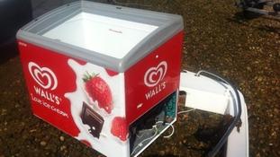icecream freezer