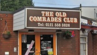 The Old Comrades Club in Smethwick where the fight broke out