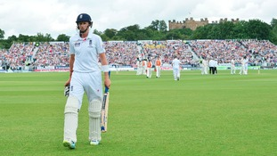 The Ashes: Day 1 in pictures