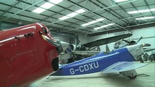 Planes at The Shuttleworth Collection