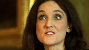 Northern Ireland Secretary Theresa Villiers.