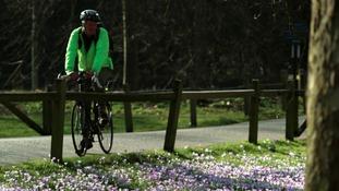 Cambridge cyclist