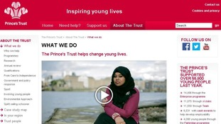 The Prince's Trust can offer money and support to help launch your own business