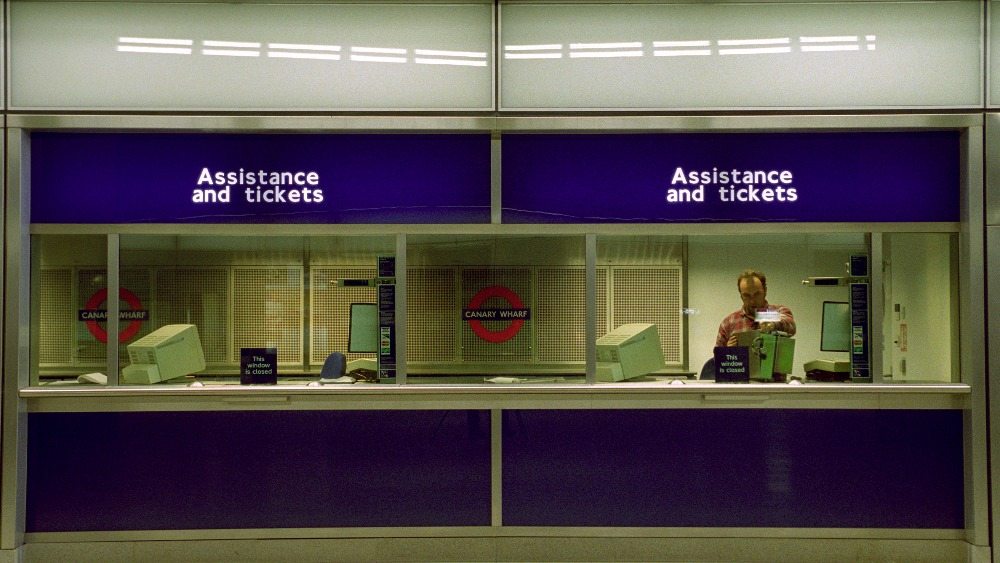report  all london tube ticket offices  u0026 39 to close u0026 39
