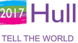 Hull's City of Culture logo