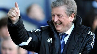 Roy Hodgson appointed new England manager