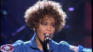 Whitney Houston made her movie debut in The Bodyguard