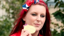 Jessica-Jane Applegate now has a World Championship gold medal to add to her Paralympic gold from London 2012
