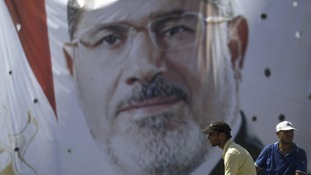 Egypt's former president Mohamed Morsi was ousted in a military coup.