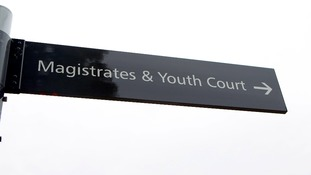 Magistrates sign