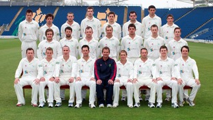 Glamorgan team