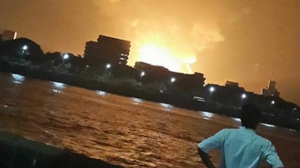 взорвалась атомная лодка
