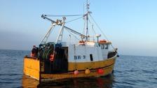 David Warwick's vessel Valhalla