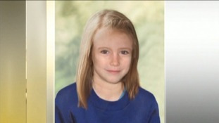 A picture of what Madeleine might look like at 9 years old