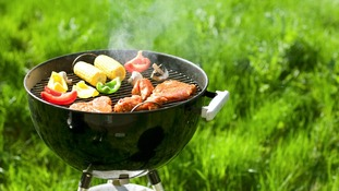 Retail sales rise as Britain goes BBQ crazy