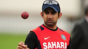 Essex have signed Indian batsman Gautam Gambhir for the remainder of the season