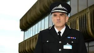 Lincolnshire Chief Constable Neil Rhodes
