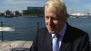 Boris Johnson, Ken Livingstone and Brian Paddick are in the race for London Mayor