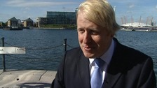 Boris Johnson, Ken Livingstone and Brian Paddick are in the race for London Mayor