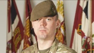 Private Anthony Frampton