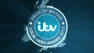 ITV Local Hero logo