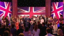 Pride of Britain Awards 2012