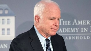 Republican senator John McCain has said that President Morsi's removal was 'a coup.'