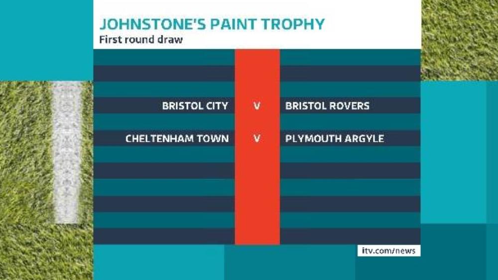Bristol City Johnstone S Paint Trophy
