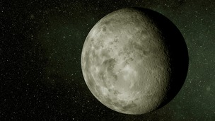 Kepler-37b, a mini-world the size of the Moon is the smallest planet yet discovered beyond the Solar System.