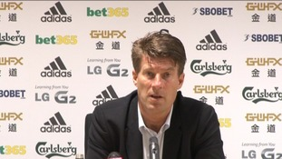 Laudrup tells Swans to move on and get back to winning ways