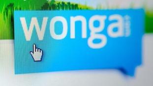 Wonga meets NUFC fans