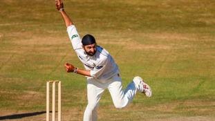 Sussex cricketer