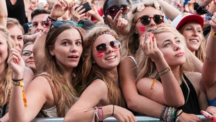Thousands enjoy V Festival in Chelmsford