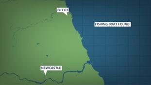 Major search underway in North Sea
