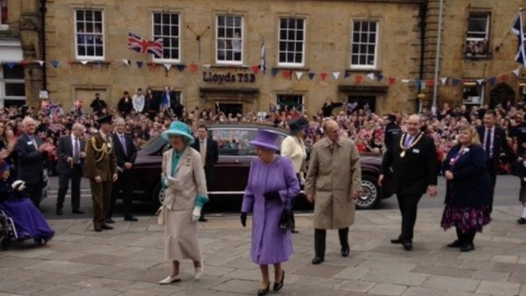 Queen in Crewkerne
