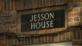 Police were called to Jesson House in Walworth at around 4.30pm yesterday