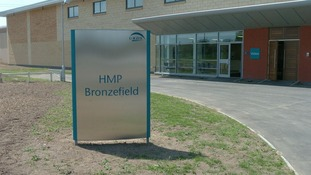 File photo of a general view of HMP Bronzefield