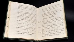 The 1863 FA Minute Book