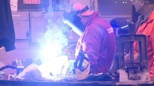 Shipbuilding jobs secured