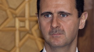 President Bashar al-Assad's regime has denied involvement in the chemical attack