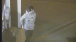 CCTV 1: Bedfordshire Police want to speak to this man in connection with an arson attack in Leighton Buzzard