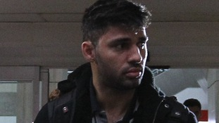 David Miranda was detained at Heathrow Airport for nine hours.