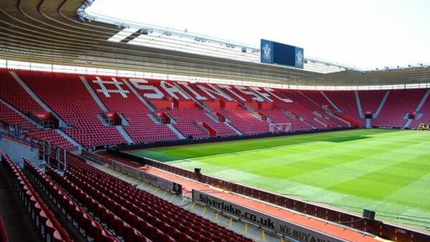 ผลการค้นหารูปภาพสำหรับ Southampton stadium