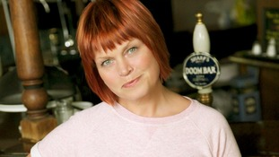 Vicky Entwistle played Janice Battersby in Coronation Street for 13 years.