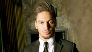 Mario Falcone became famous on The Only Way Is Essex.
