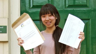Jenny Guo was awarded 10 A* grades in her GCSEs.